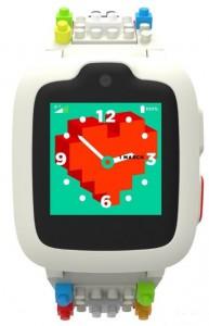 Умные часы Omate Nano Block White (Ф03486)