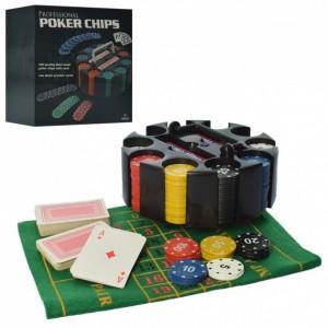 Настольная игра 'Покер' (9031)