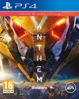 игра Anthem Legion of Dawn Edition PS4 - Русская версия