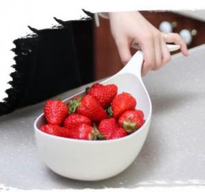 Подарок Подставка для фруктов и овощей 'Кит' (top-700)