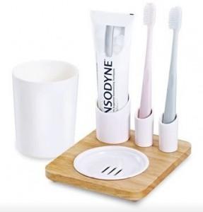 Подарок Подставка для зубных щеток (top-698)