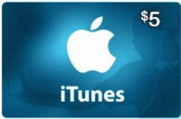 Игра iTunes Gift Card $5 USA