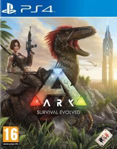 игра ARK Survival Evolved PS4 - Русская версия