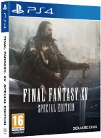 игра Final Fantasy XV Special Steelbook Edition  PS4 - Русская версия