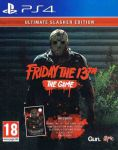 игра Friday the 13th Ultimate Slasher Edition PS4 - Русская версия