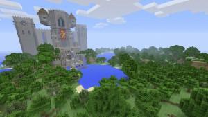 скриншот Minecraft PS4 - русская версия #6