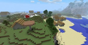 скриншот Minecraft PS4 - русская версия #4