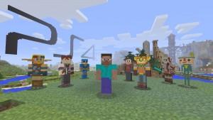 скриншот Minecraft PS4 - русская версия #3