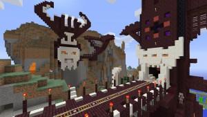 скриншот Minecraft PS4 - русская версия #5