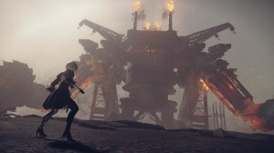 скриншот NieR Automata Game of the YoRHa Edition PS4 #3