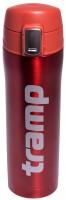 Термос Tramp 0,45 л красный металлик (TRC-107-red)