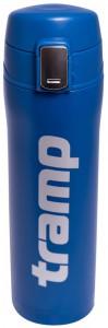 Термос Tramp 0,45 л синий (TRC-107-blue)