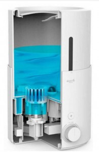 фото Увлажнитель Deerma Humidifier White DEM-SJS100/600 (DEM-SJS100/600) #4