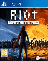 игра RIOT Civil Unrest   PS4 - Русская версия