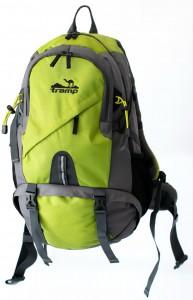 Рюкзак трекинговый Tramp Overland 35 л зеленый/серый (TRP-034)