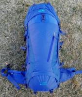 Рюкзак туристический Tramp Floki 50+10 л синий (TRP-046-blue)