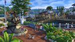 скриншот Sims 4 Cats & Dogs  PS4 - Русская версия #6