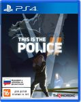 игра This Is The Police 2  PS4 - Русская версия