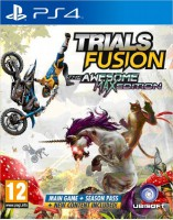 игра Trials Fusion Awesome Max Edition  PS4 - Русская версия