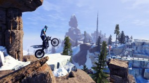 скриншот Trials Fusion Awesome Max Edition  PS4 - Русская версия #3