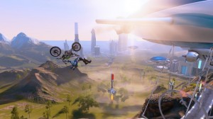 скриншот Trials Fusion Awesome Max Edition  PS4 - Русская версия #4