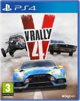 игра V-Rally 4  PS4 - Русская версия