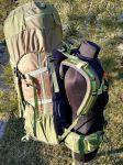 фото Рюкзак туристический Tramp Sigurd 60+10 л зеленый (TRP-045-green) #9