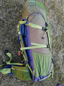 фото Рюкзак туристический Tramp Sigurd 60+10 л зеленый (TRP-045-green) #5