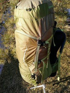 фото Рюкзак туристический Tramp Sigurd 60+10 л зеленый (TRP-045-green) #7