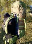 фото Рюкзак туристический Tramp Sigurd 60+10 л зеленый (TRP-045-green) #8