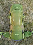 Рюкзак туристический Tramp Sigurd 60+10 л зеленый (TRP-045-green)