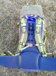 фото Рюкзак туристический Tramp Sigurd 60+10 л зеленый (TRP-045-green) #6