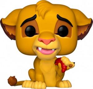 Игровая фигурка Funko Pop Симба серии 'Король Лев'  9.6 см (36395)
