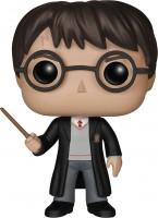 Игровая фигурка Funko Pop  Гарри Поттер с палочкой серии 'Гарри Поттер'  (5858)