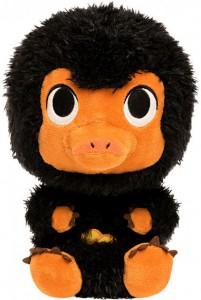 фигурка Мягкая игрушка Funko Фантастические твари Нюхлер Коричневый 15 см (20080)