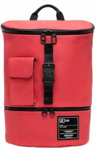 Рюкзак RunMi 90  Chic Small Backpack Red (Ф04078)