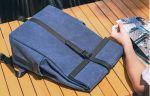 фото Рюкзак RunMi 90 GRINDER Oxford Backpack Dark Blue (6971732584950) #3