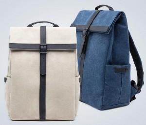 фото Рюкзак RunMi 90 GRINDER Oxford Backpack Dark Blue (6971732584950) #2