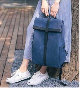 фото Рюкзак RunMi 90 GRINDER Oxford Backpack Dark Blue (6971732584950) #8