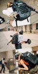 фото Рюкзак RunMi 90 LEVEL3 Khaki Grey (Ф03684) #8
