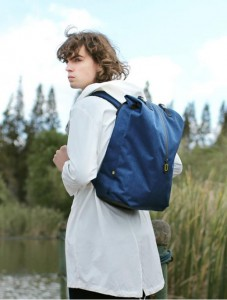 фото Рюкзак RunMi 90 Outdoor Leisure Shoulder Bag Blue (Ф01950) #7