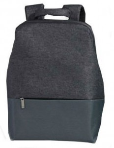 Рюкзак RunMi 90 Points of urban simple shoulder bag Dark Grey (DSBB01RM)