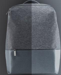 фото Рюкзак RunMi 90 Points of urban simple shoulder bag Light Gray (Р30994) #3