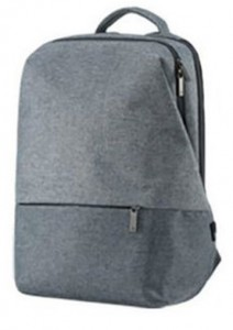 Рюкзак RunMi 90 Points of urban simple shoulder bag Light Gray (Р30994)