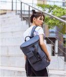 фото Рюкзак RunMi 90 Trendsetter Chic Black (Ф03085) #2
