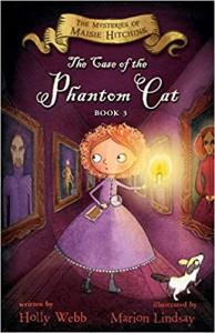 Книга Детектив Мейзі Хітчінз, або Справа про кота, що зник