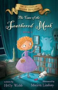 Книга Детектив Мейзі Хітчінз, або Справа про втрачену маску