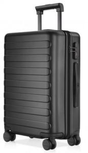 Чемодан RunMi 90 Seven-bar luggage Black 24 (Ф03700)