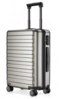 Чемодан RunMi 90 Seven-bar luggage Light Grey 24 (Ф03702)