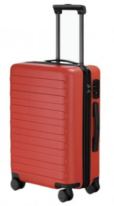 Чемодан RunMi 90 Seven-bar luggage  Red 24 (Ф03701)